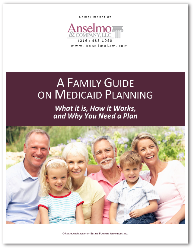 A Family Guide on Medicaid Planning