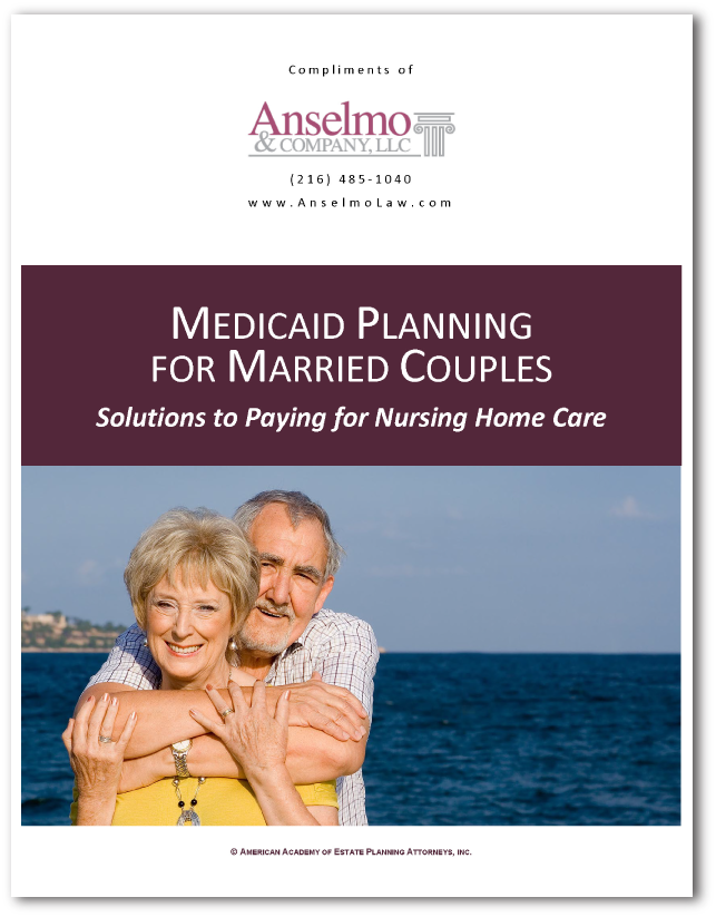 Medicaid Planning for Married Couples