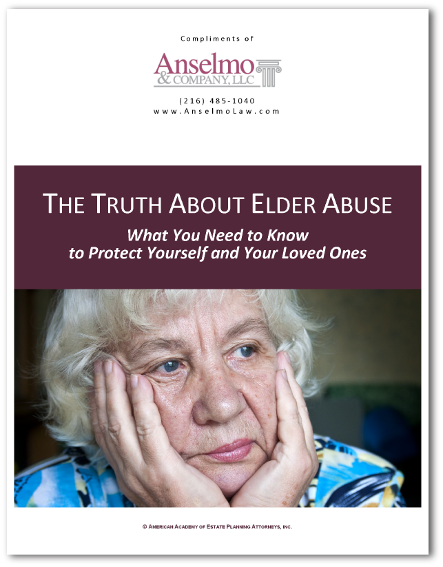 The Truth About Elder Abuse