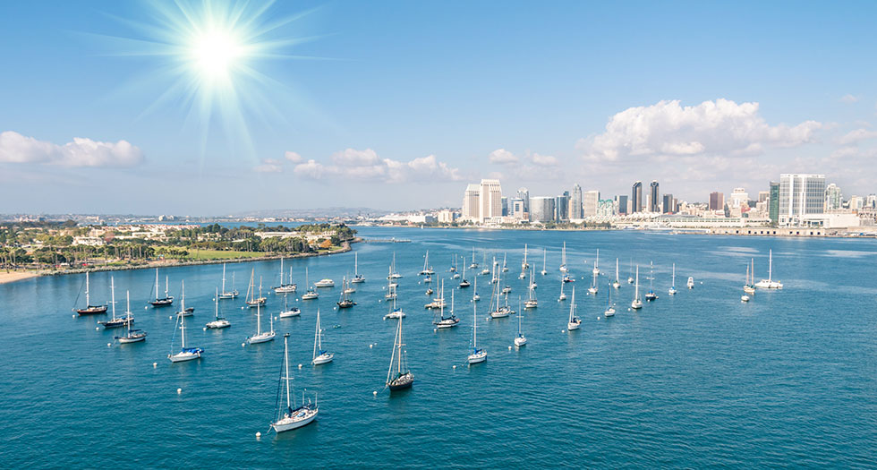 Planning retirement in San Diego