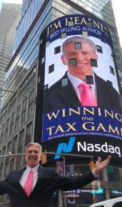 Nasdaq, Times Square, NYC