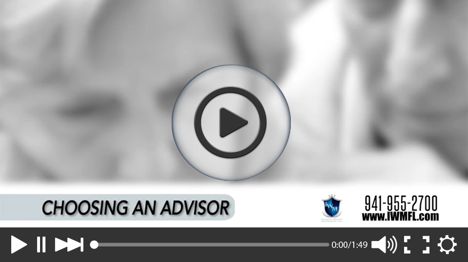 Choosing Your Advisor