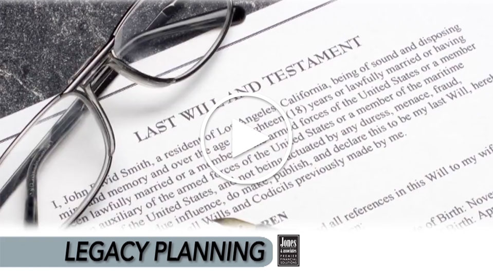 IRA and Legacy Planning