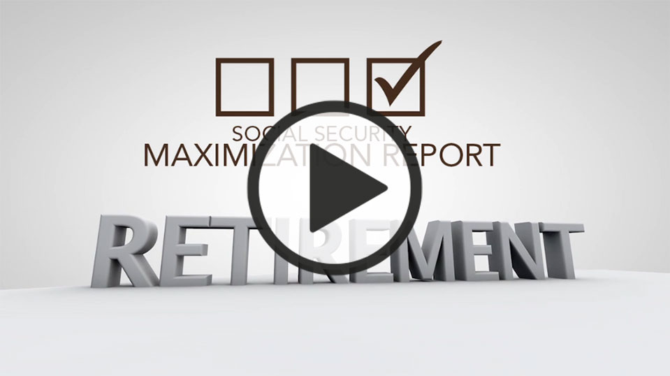 Social Security Maximization Video