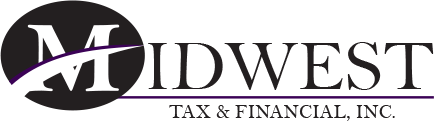 Midwest Tax & Financial Logo