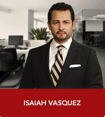 Isaiah Vasquez